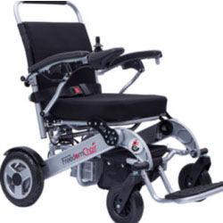 Freedom Chair - Lightweight Folding Electric Wheelchair