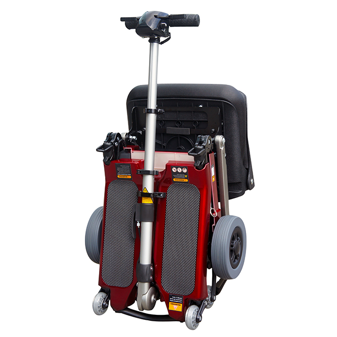 Luggie - Folding Mobility Scooter