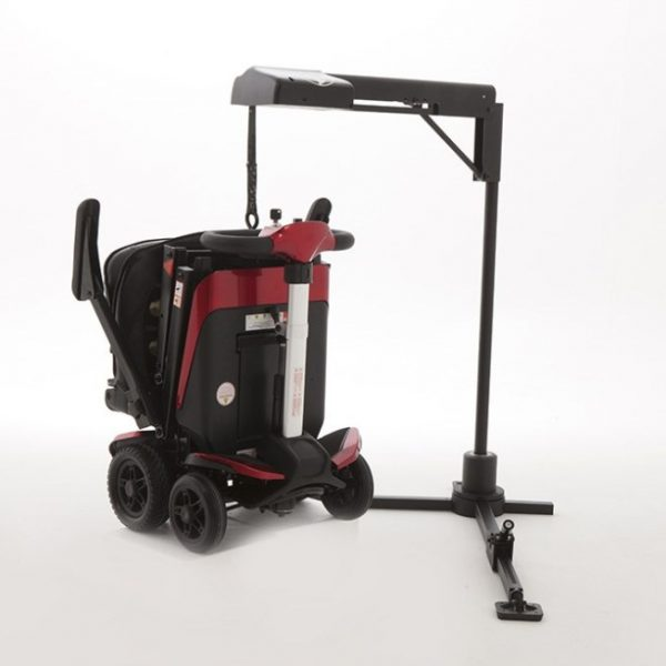 Atlas 4 Portable Car Hoist