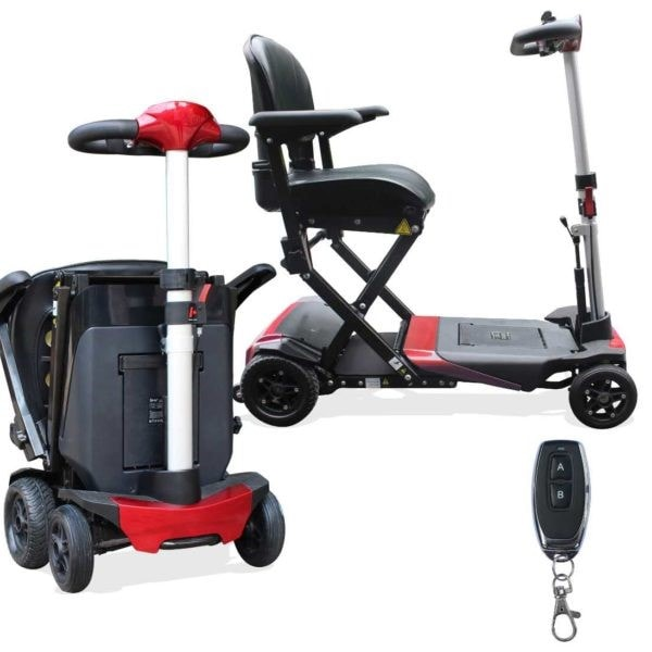 Solax Autofold Scooter
